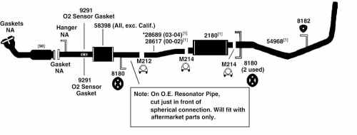 small resolution of toyota pickup tundra exhaust diagram from best value auto parts 1993 toyota pickup v6 engine