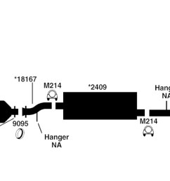 ford explorer exhaust diagram from best value auto parts rh bestvalueautoparts com 2002 ford explorer sport trac exhaust system diagram 2000 ford explorer  [ 1500 x 559 Pixel ]