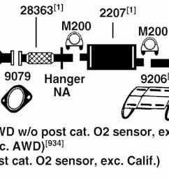 1997 ford aerostar exhaust diagram  [ 1500 x 557 Pixel ]