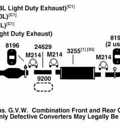 2004 f 350 exhaust diagram wiring diagram autovehicle 2004 f 350 exhaust diagram [ 1500 x 665 Pixel ]