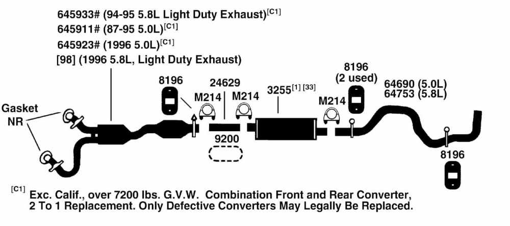 medium resolution of 2004 f 350 exhaust diagram wiring diagram autovehicle 2004 f 350 exhaust diagram