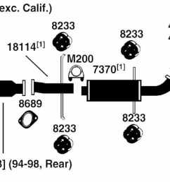 mazda mpv exhaust diagram from best value auto parts mazda 3 mps exhaust diagram mazda exhaust diagram [ 1500 x 543 Pixel ]