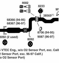99 civic exhaust diagram schema wiring diagrams 1993 honda accord exhaust diagram 1996 honda civic exhaust diagram [ 1500 x 589 Pixel ]