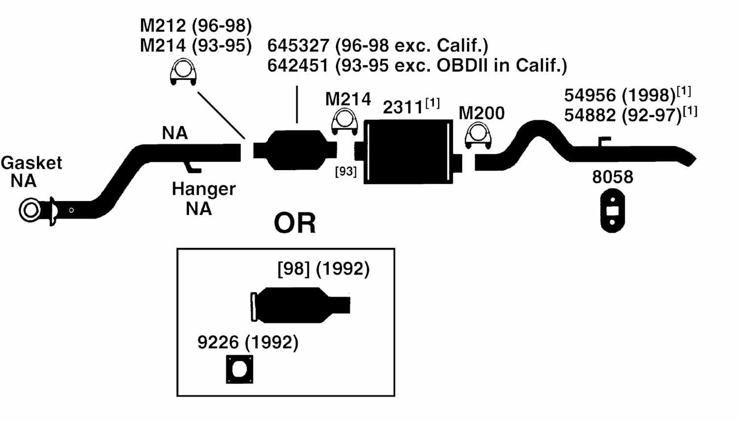 hight resolution of 1997 jeep exhaust diagram wiring diagram details1997 jeep exhaust diagram wiring diagram technic 1997 jeep wrangler