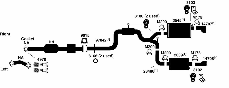 hight resolution of 1996 pontiac grand prix exhaust diagram