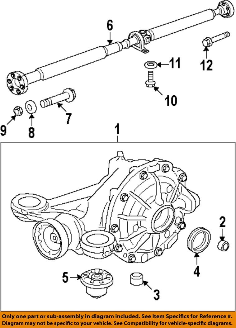 medium resolution of image is loading jaguar oem 09 15 xf axle differential rear