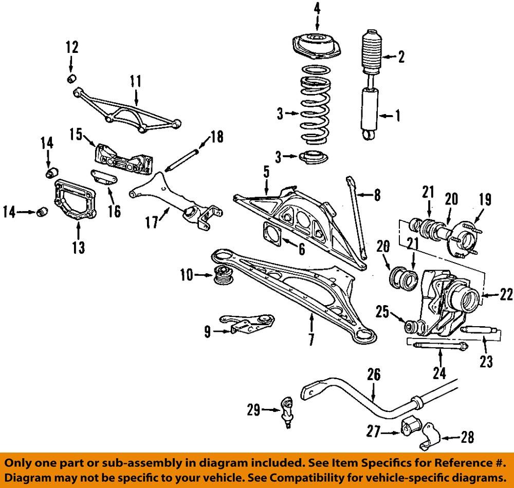 Jaguar Suspension Diagram