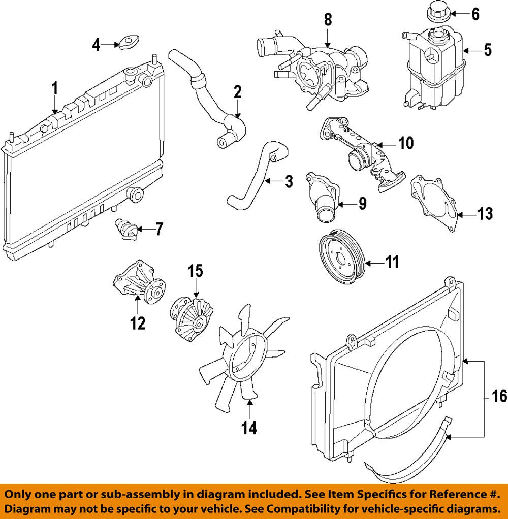 medium resolution of  15 on diagram only genuine oe factory original item