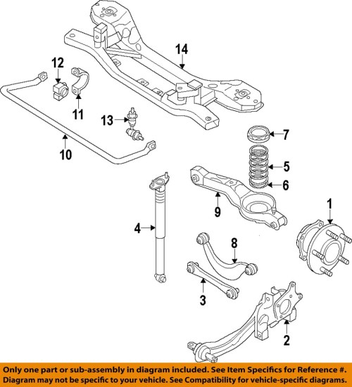 small resolution of  13 on diagram only genuine oe factory original item