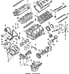 mitsubishi oem 91 99 3000gt engine timing belt md193874 [ 1282 x 1589 Pixel ]