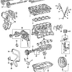 Toyota Engine Parts Diagram Kicker Cvr102 Wiring Oem 95 97 Corolla Timing Gear Sprocket