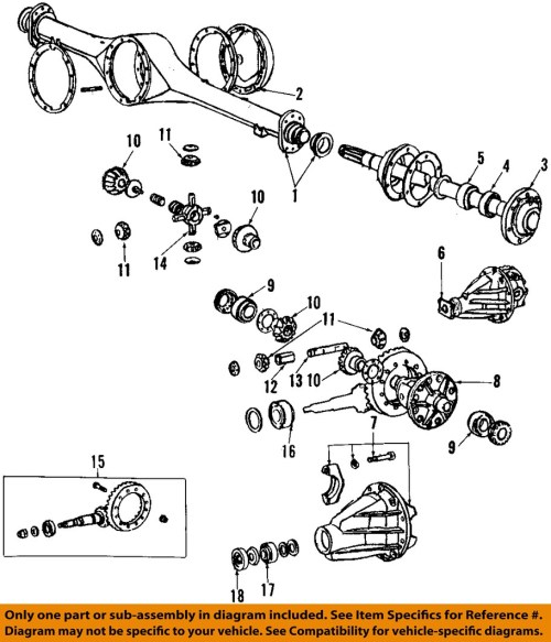 small resolution of toyota rear axle diagram wiring diagram yer 2001 toyota tacoma rear axle diagram