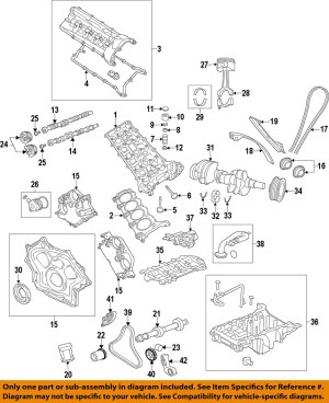 LAND ROVER OEM 1016 Range Rover SportEngine Timing Cover
