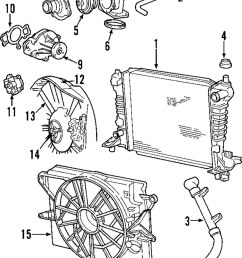 2000 lincoln ls cooling system diagram on 2000 lincoln ls suspension 2000 lincoln ls cooling diagram [ 803 x 1056 Pixel ]