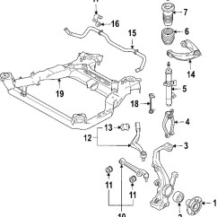 1996 Ford Ranger Front Suspension Diagram 99 Cherokee Stereo Wiring Sway Arm Best Libraryford Oem Lower Control Rear Be5z3079a