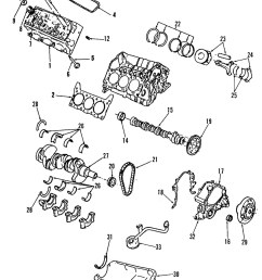 ford oem mustang engine harmonic balancer rzbba image is loading ford oem 01 04 mustang engine [ 1128 x 1578 Pixel ]