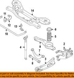 ford oem 12 15 focus rear hub bearing assembly bv6z1104b [ 1000 x 874 Pixel ]