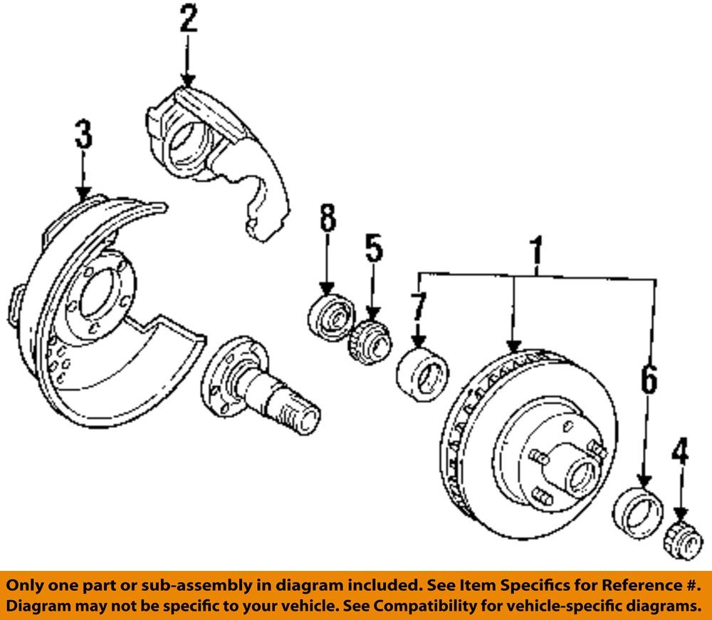 hight resolution of ford f150 brake lines ebay autos post