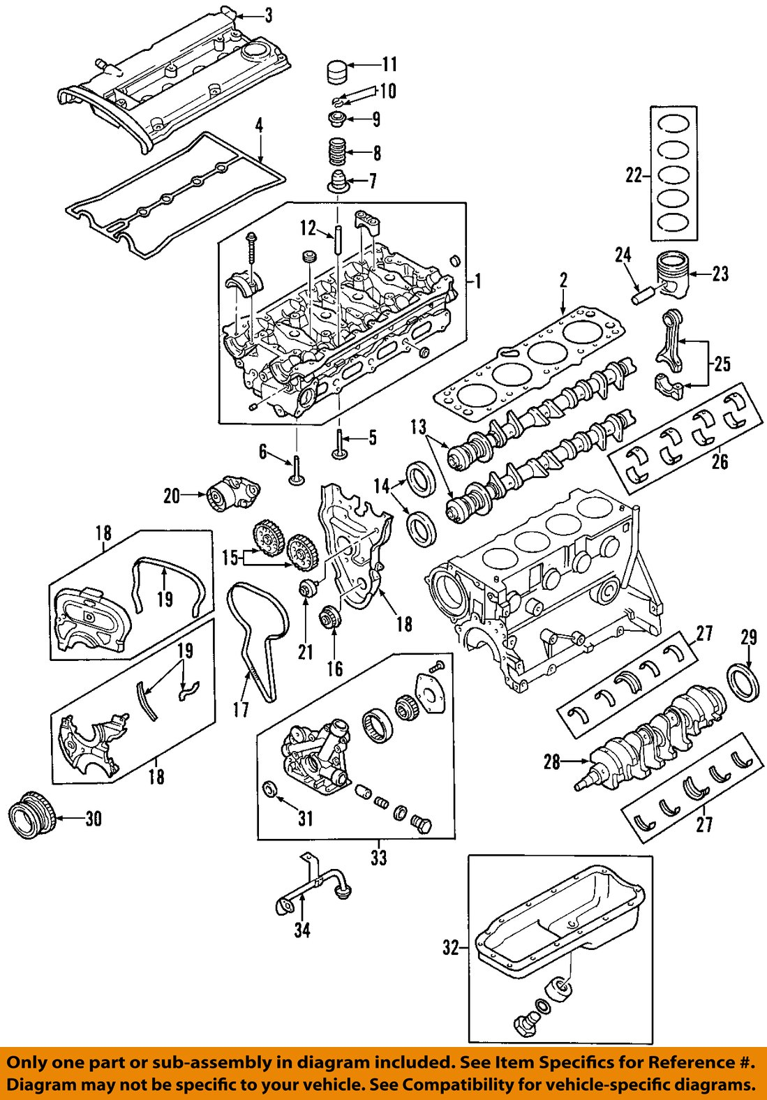 hight resolution of gm oem engine oil pan 25181235 ebay rh ebay com chevy truck engine diagram chevy v6