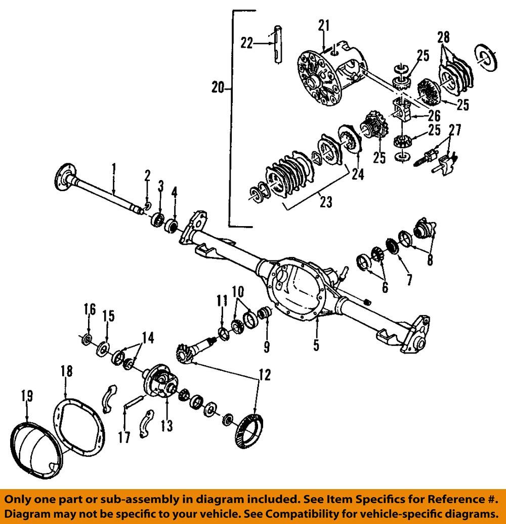 jeep tj front suspension diagram 2002 mustang headlight wiring wrangler end 2005 1994 chevrolet silverado chevy blazer rear