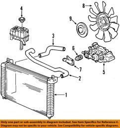 gm oem engine coolant thermostat 12600171 ebay 1999 chevy silverado radiator diagram chevy silverado evap system [ 1000 x 1061 Pixel ]