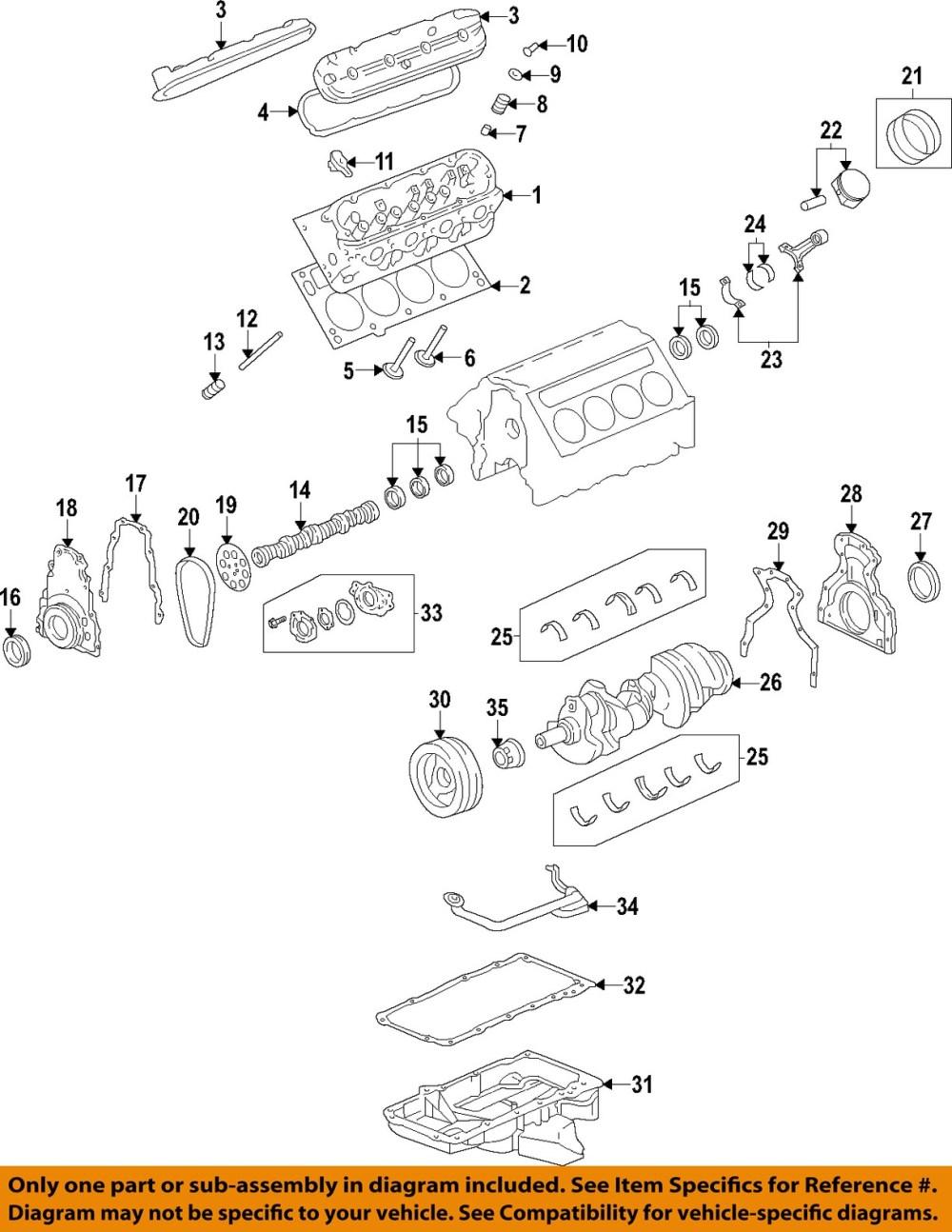 medium resolution of gm oem engine intake valve 12563063 ebay gm power steering diagram 5 on diagram only genuine