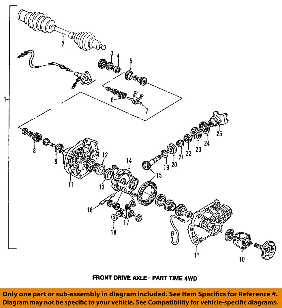 2002 chevy trailblazer front axle diagram 2006 dodge ram 1500 radio wiring differential best library