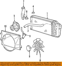 ford oem engine coolant thermostat 7l3z8575d [ 1000 x 1061 Pixel ]