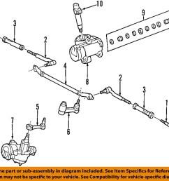 ford oem steering gear idler arm 1l3z3350ab [ 1000 x 879 Pixel ]