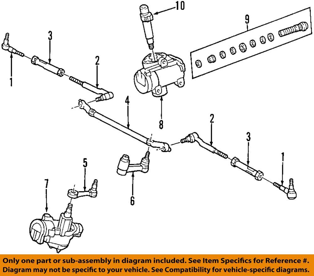 medium resolution of ford oem steering gear idler arm 1l3z3350ab