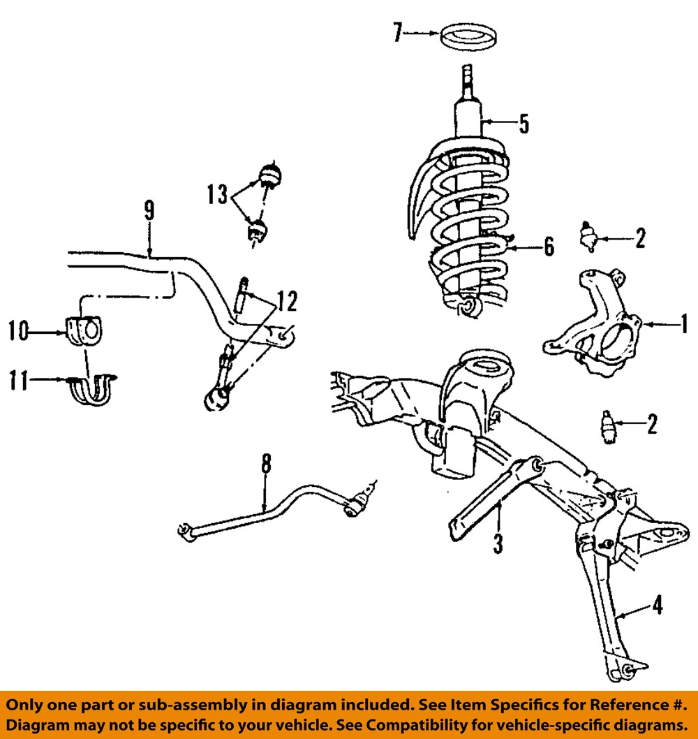 2004 Dodge Ram 1500 Front Axle Diagram
