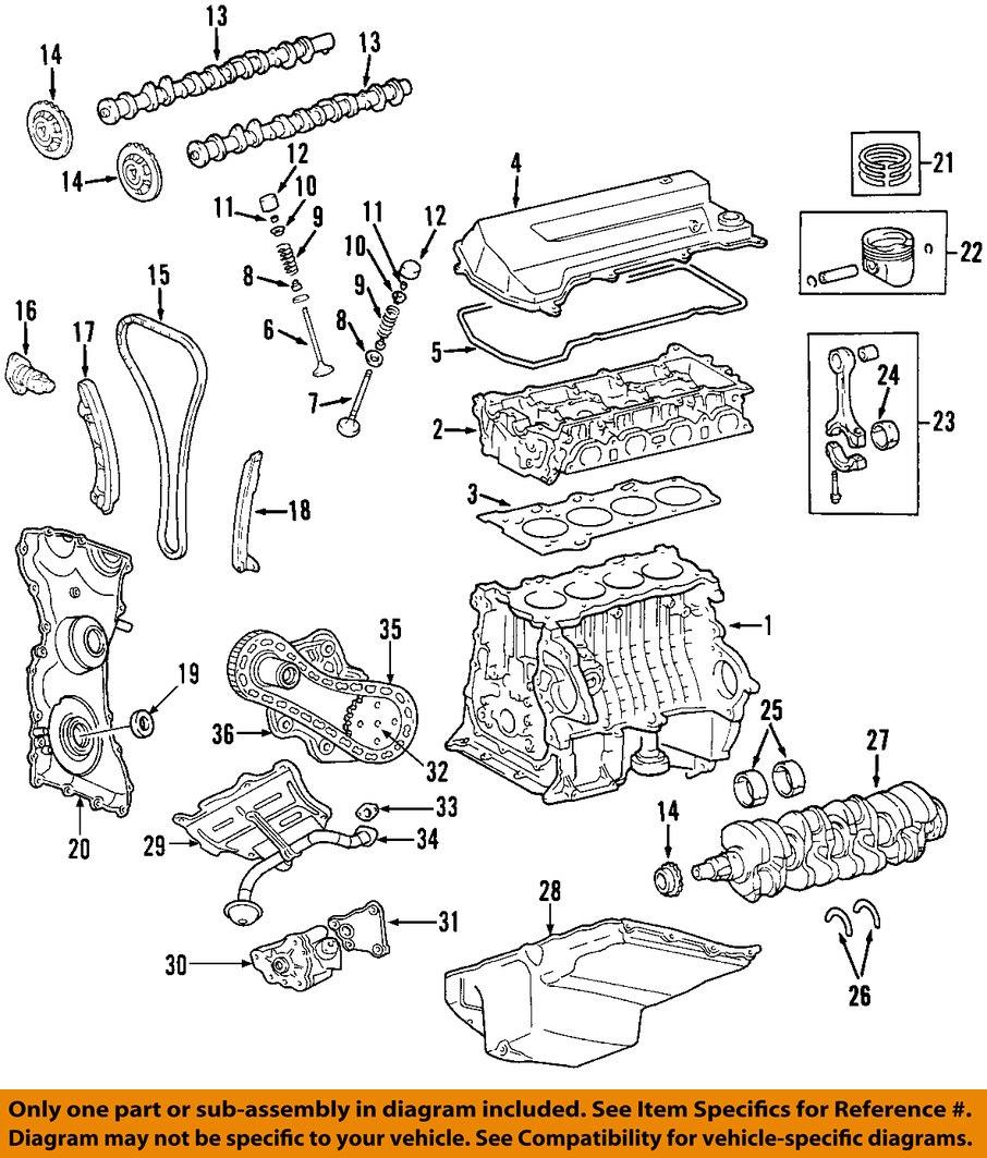medium resolution of 1997 toyota corolla engine diagram 1997 toyota camry exhaust