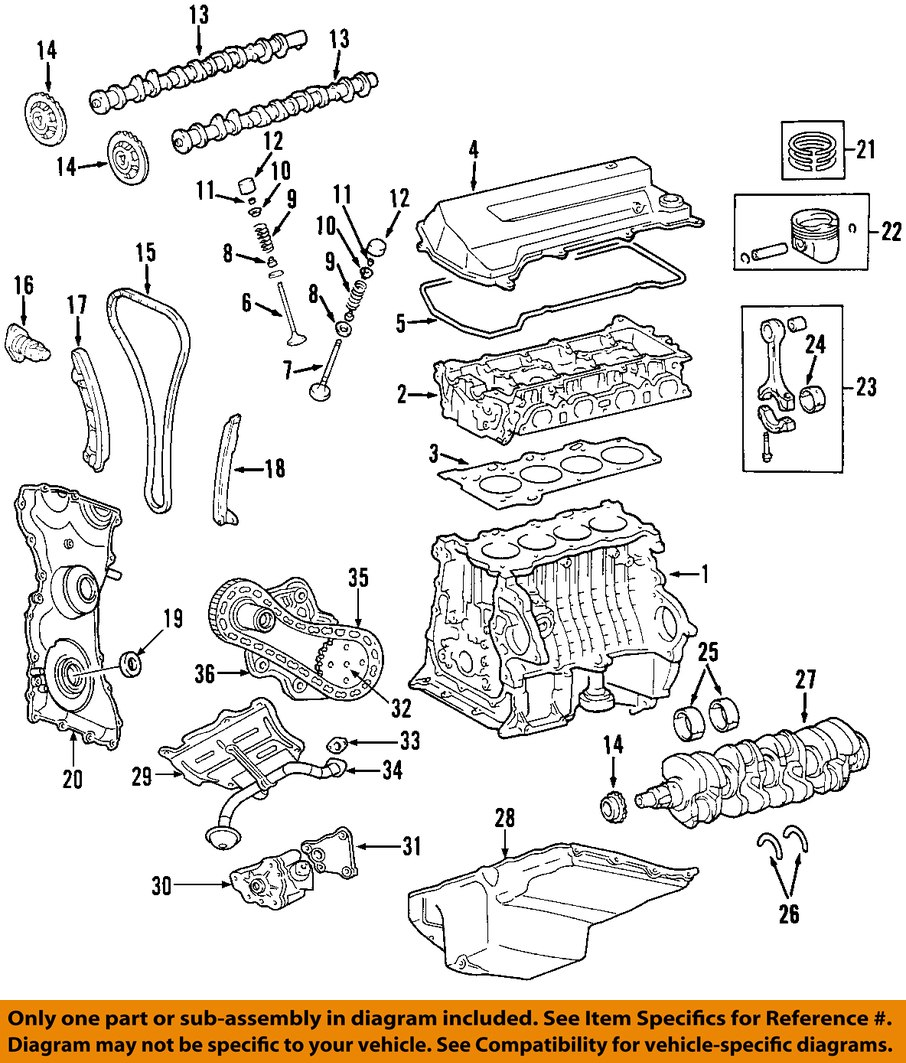 hight resolution of 1997 toyota corolla engine diagram 1997 toyota camry exhaust