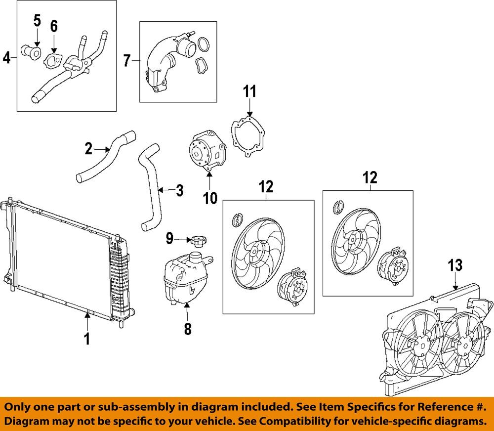 hight resolution of gm oem engine water pump gasket 12660159