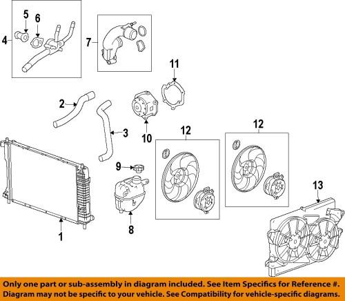 small resolution of gm oem engine water pump gasket 12660159