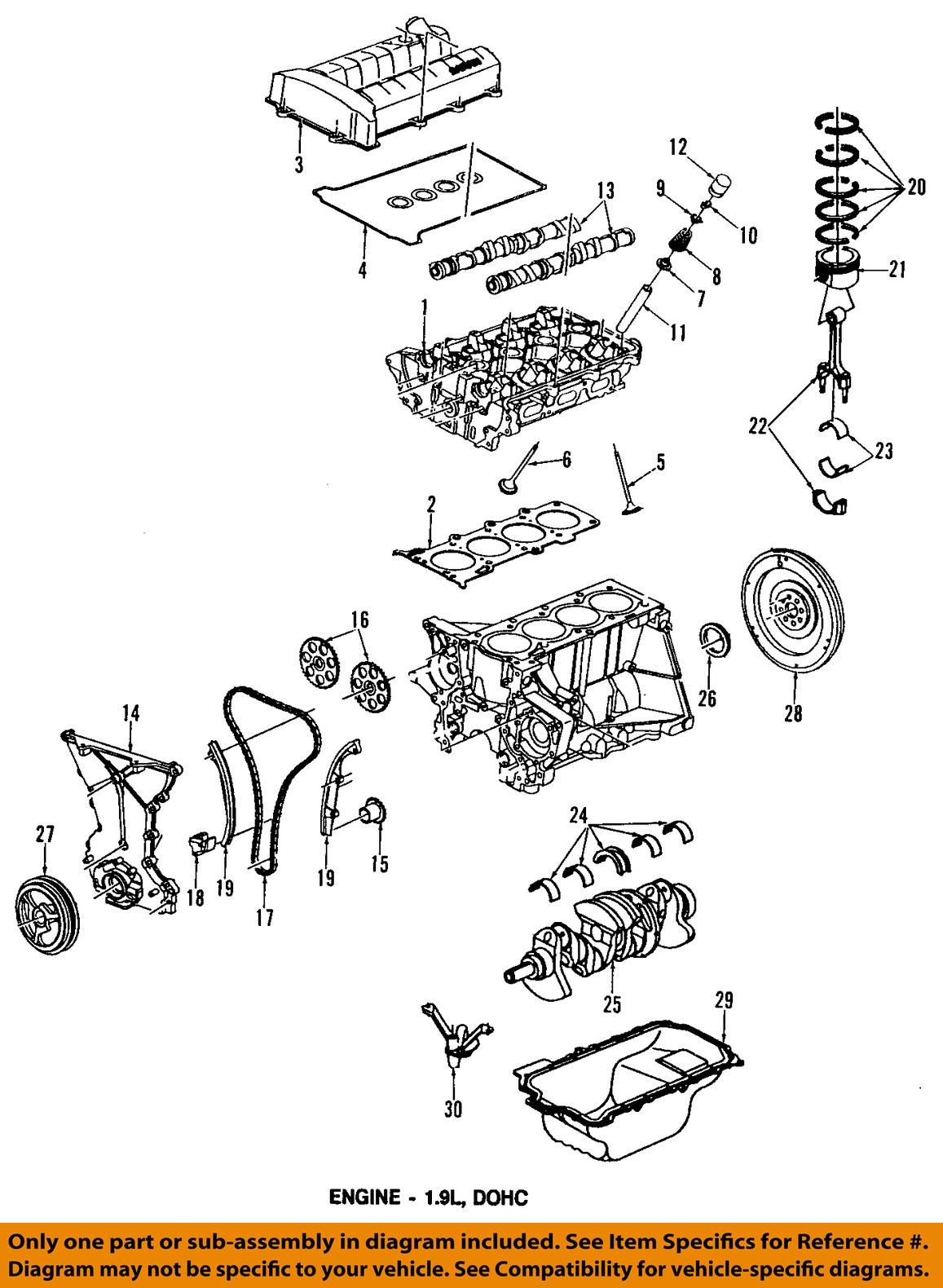 1999 saturn sl2 ignition wiring diagram ge refrigerator dohc engine 1 9