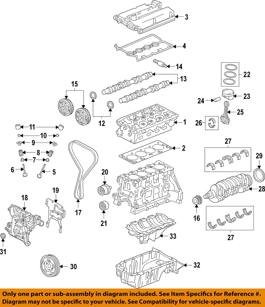 hight resolution of image is loading chevrolet gm oem 13 16 sonic engine oil