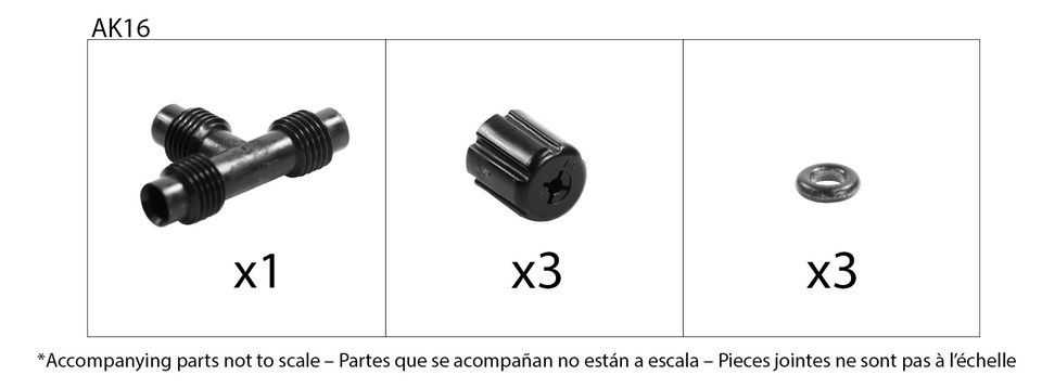 Suspension Self-Leveling Valve Fitting-Air Shock Accessory