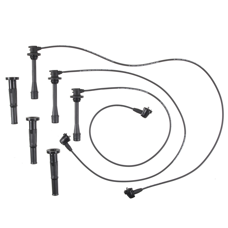 Spark Plug Boot Kit PRESTOLITE 556002 fits 95-04 Toyota
