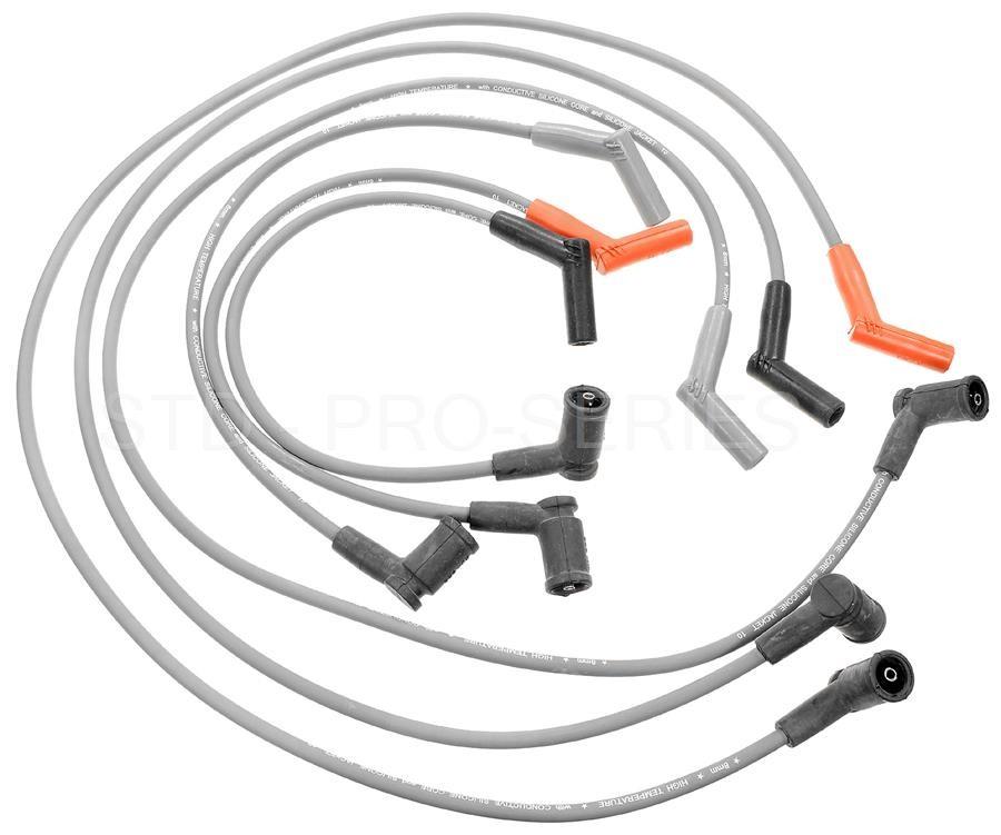 Spark Plug Wire Set Standard 26691 fits 01-04 Ford F-150 4