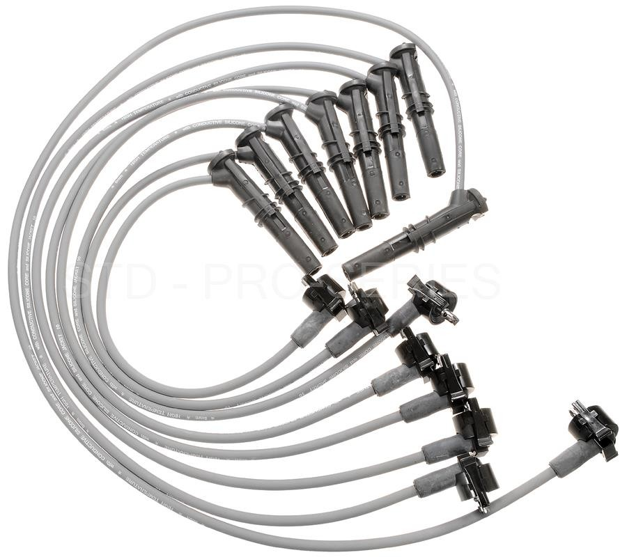 Spark Plug Wire Set Standard 26916 fits 96-98 Ford Mustang