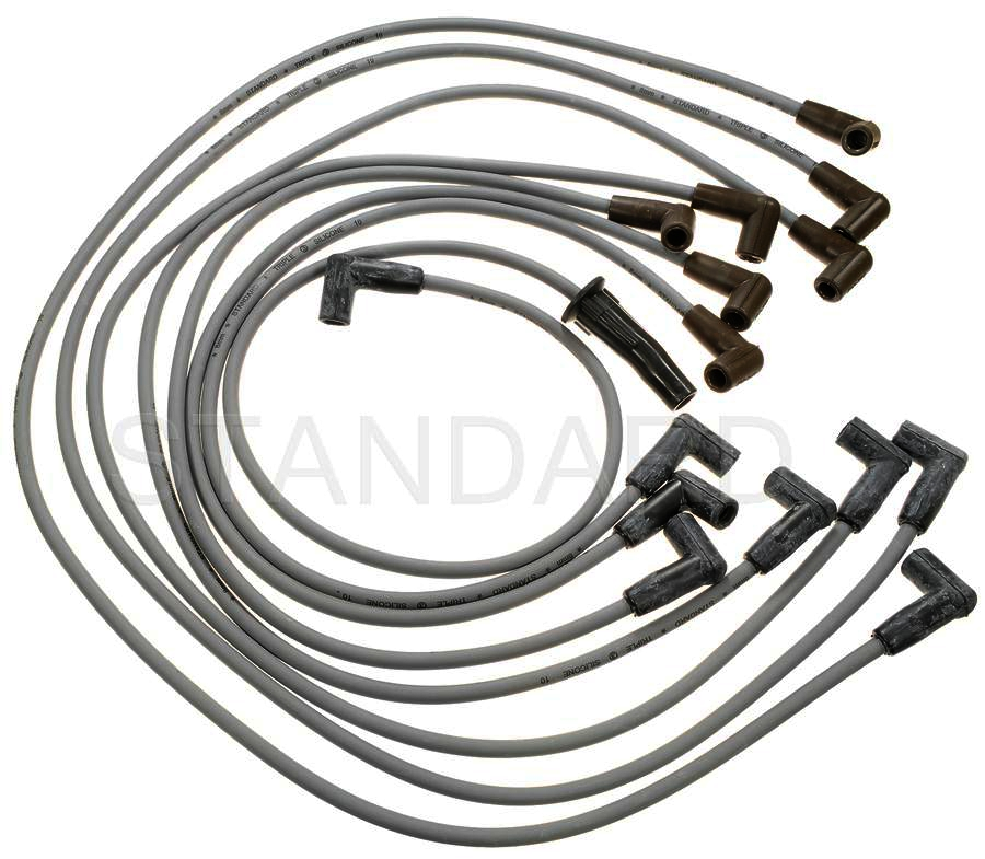 Spark Plug Wire Set fits 1985-1991 Chevrolet Corvette