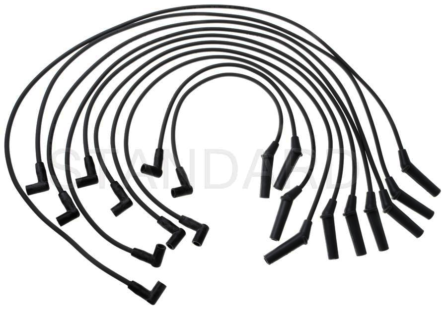 Spark Plug Wire Set Standard 6919 fits 92-96 Dodge Viper 8