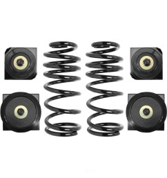 details about air spring to coil spring conversion kit rear fits 97 98 lincoln continental [ 1500 x 1500 Pixel ]