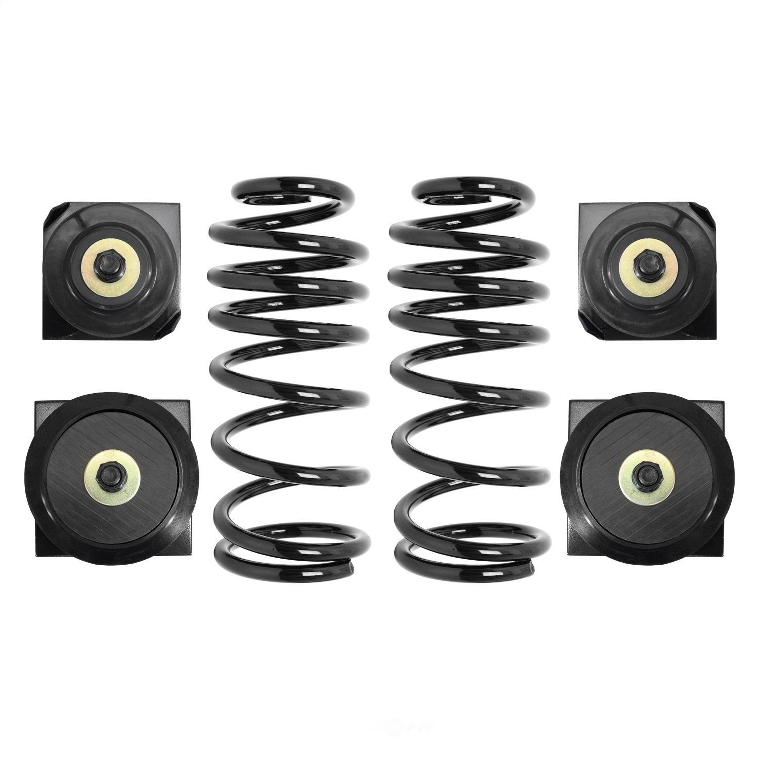 hight resolution of details about air spring to coil spring conversion kit rear fits 97 98 lincoln continental