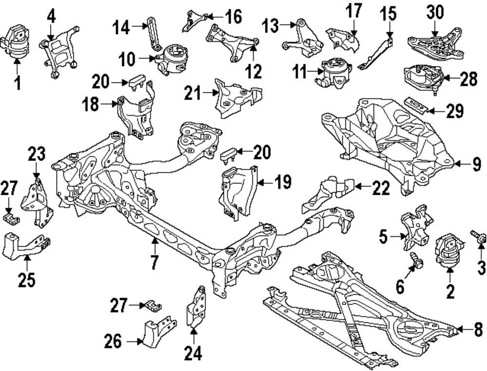 Audi A8 Oil Cooler Parts Diagram. Audi. Auto Wiring Diagram