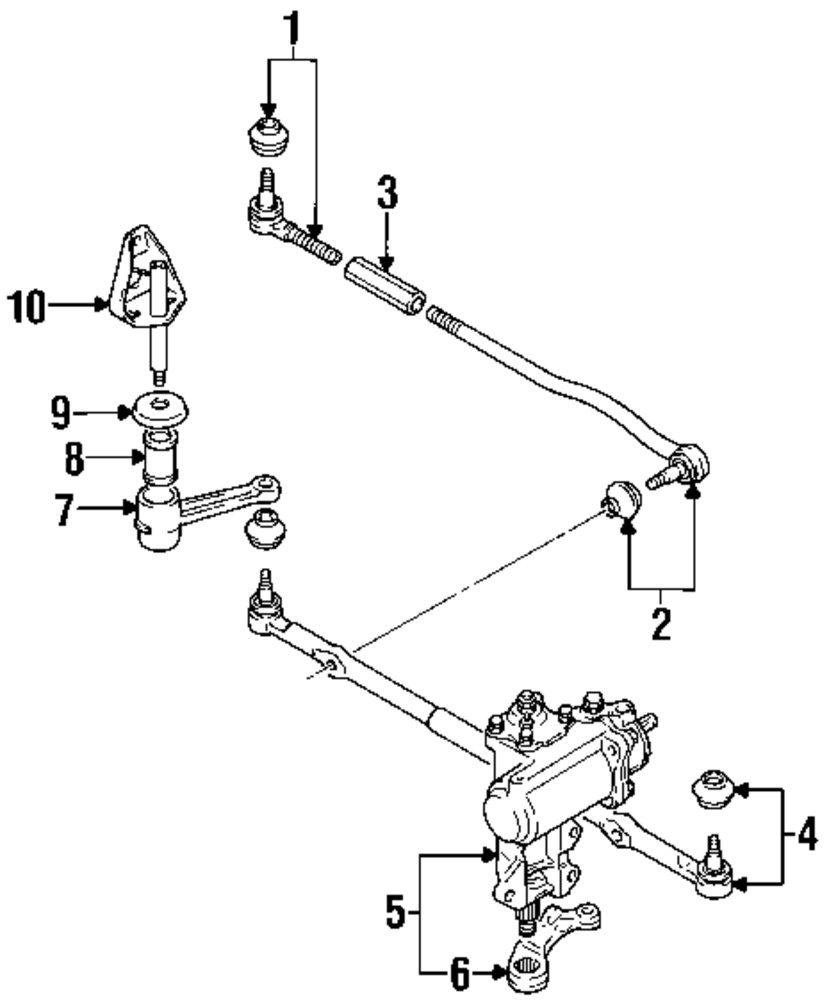 hight resolution of genuine suzuki idler arm washer suz 4877160a00