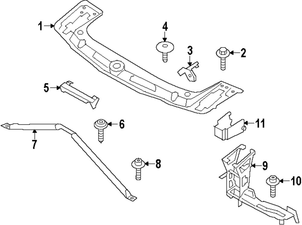 Ford Fiesta Parts Diagram. Ford. Auto Parts Catalog And