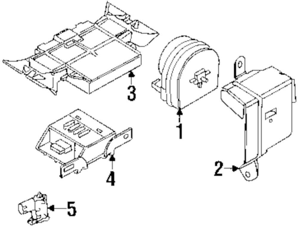Polaris Atv Warn Winch Parts Diagram