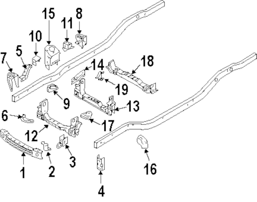 Ford Focus Frame Diagram : 24 Wiring Diagram Images